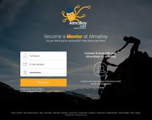 mentor signup